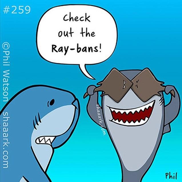 Funny fish puns - photo#23