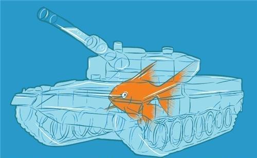 fish tank pun