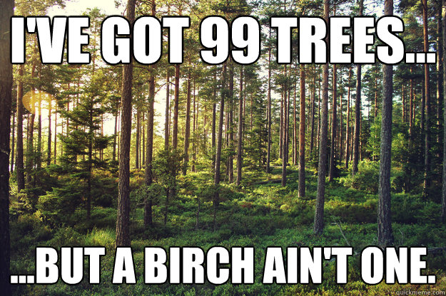 Tree Puns Punpedia