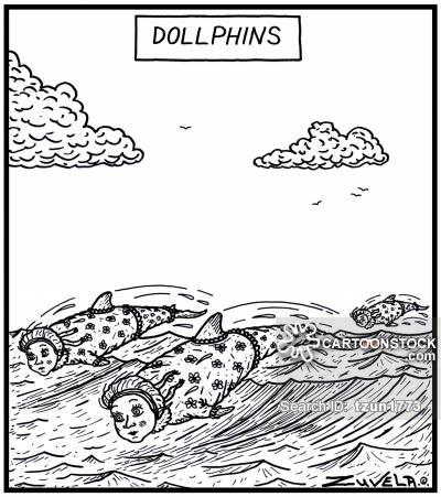 Dolphin Puns – Punpedia