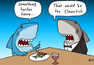Funny fish puns - photo#11