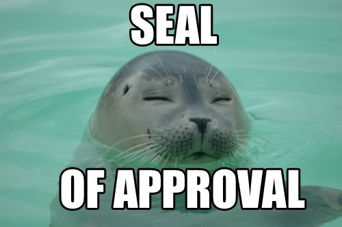 Seal pun