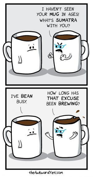 Coffee Christmas Puns.Coffee Puns Punpedia
