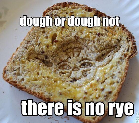 rye bread pun