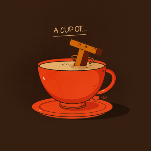 your cup of tea meaning