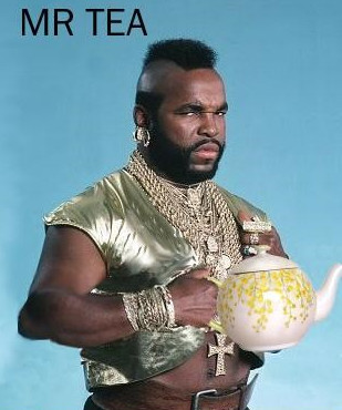 mr t, mr tea pun