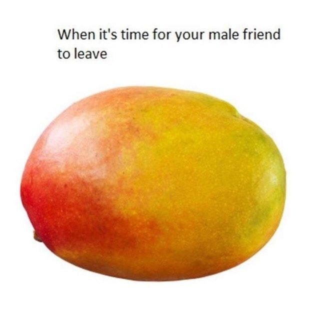 mango pun